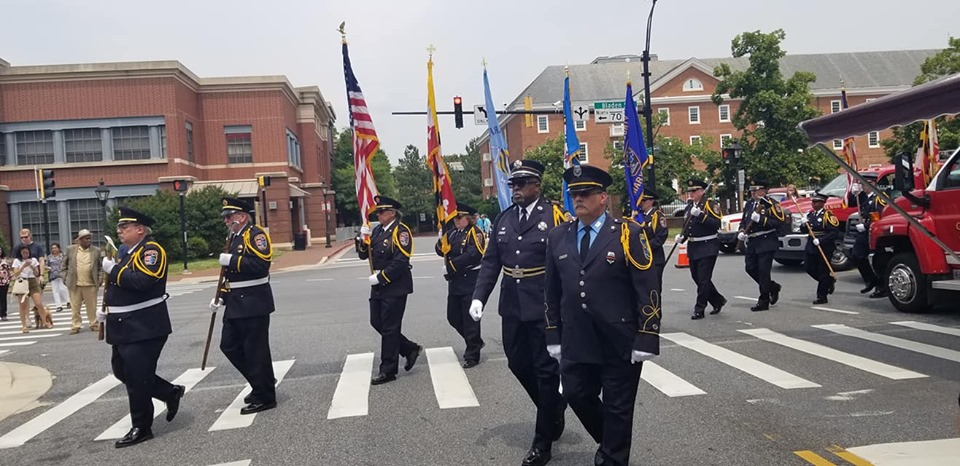 2019 Mem honor guard